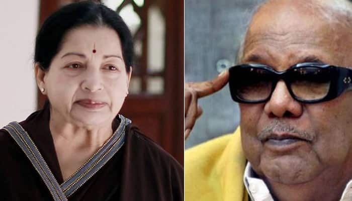 Put an end to rumours on Jayalalithaa's health: Karunanidhi to Tamil Nadu govt