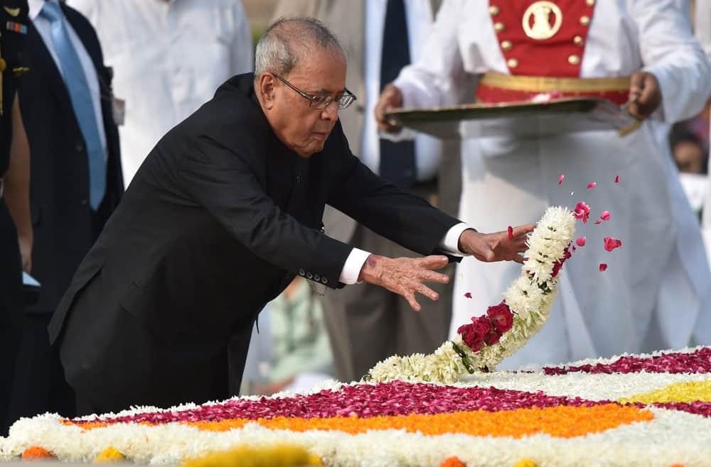 147th birth anniversary of Mahatma Gandhi
