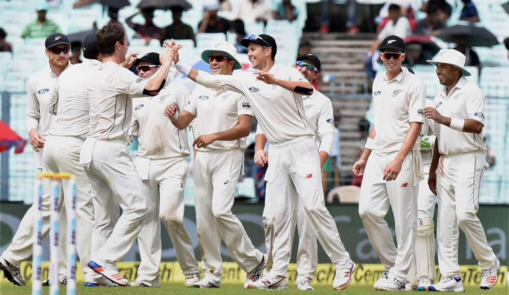 Ind vs NZ test match