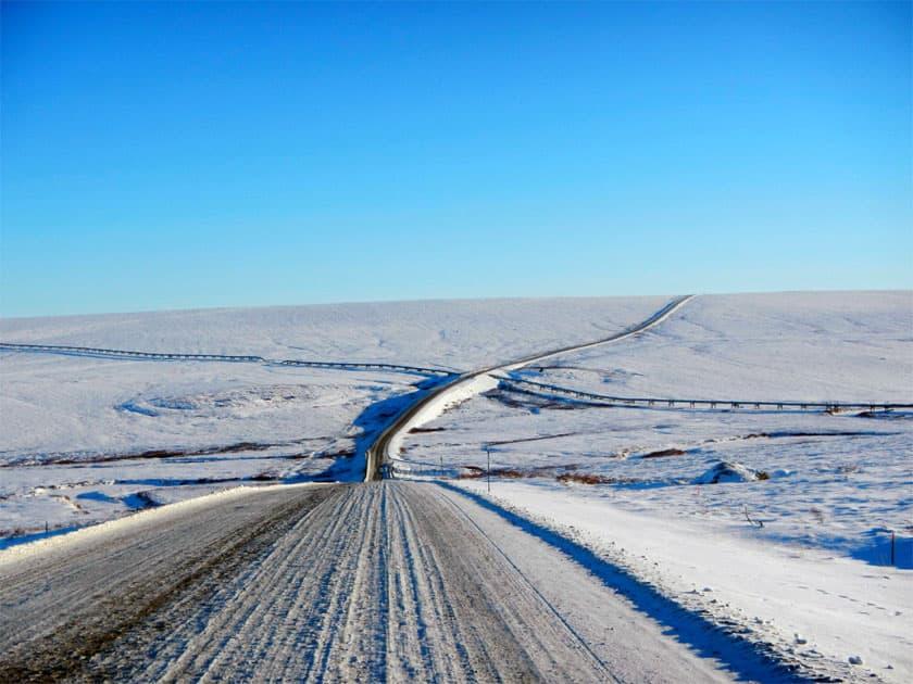 James Dalton Highway, Alaska