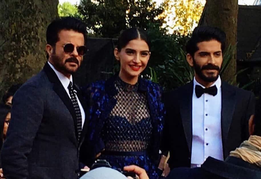 The best men I know #mirziya- Sonam Kapoor