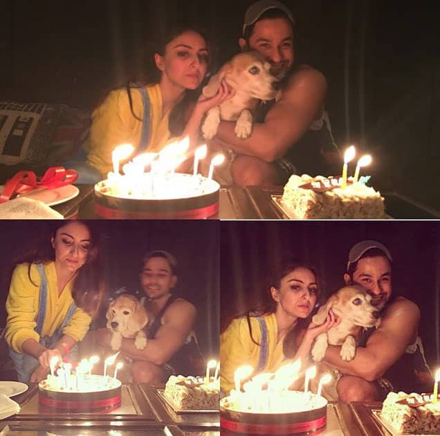Make a wish- Soha Ali Khan