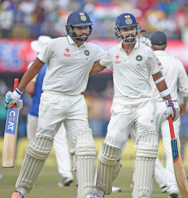 Ind-NZ Third Test Day 2