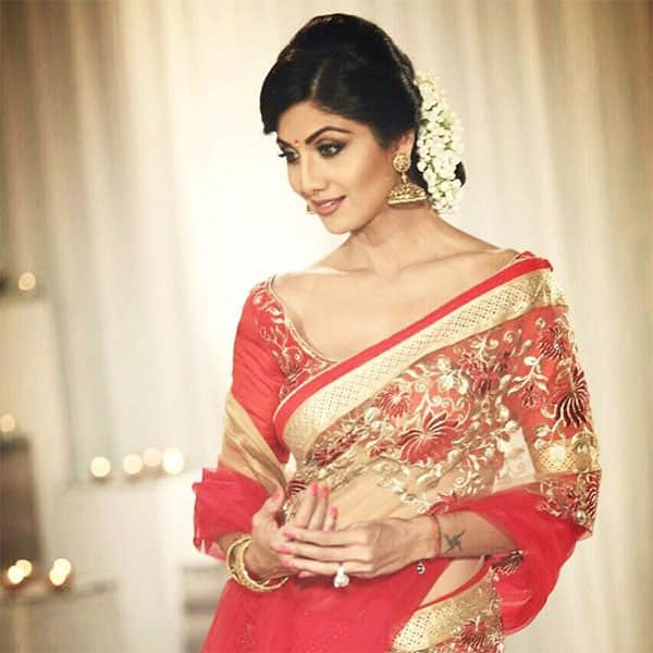 shilpa shetty :- Launching my Latest #ssk sari range for the festive season only on @homeshop18