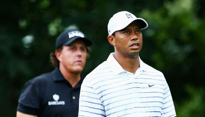 Tiger Woods, Phil Mickelson to play Safeway Championship in Napa