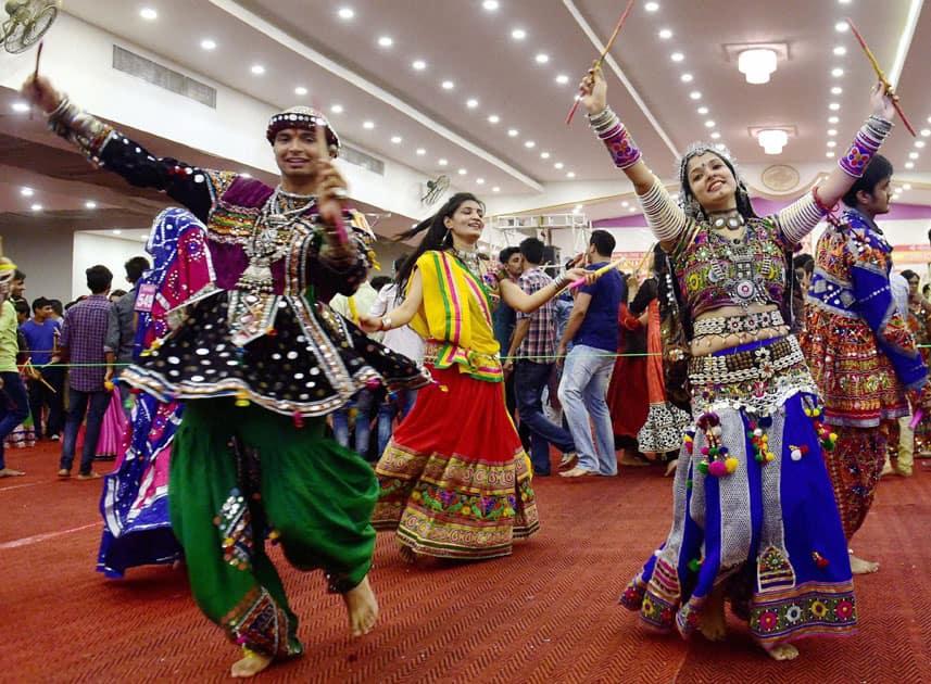 Navratri celebration in Bengaluru
