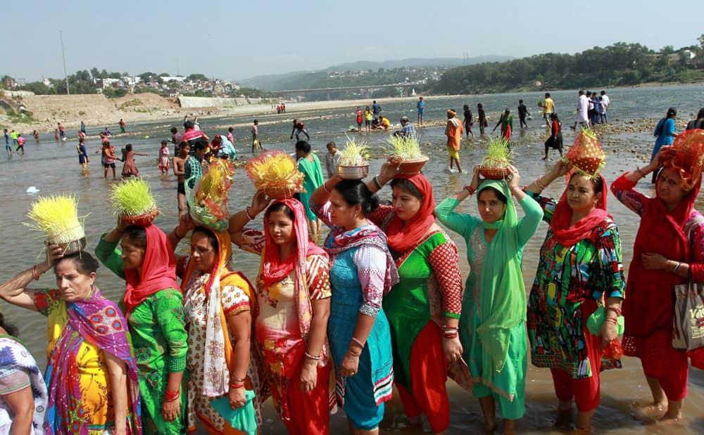 Navratri in Jammu
