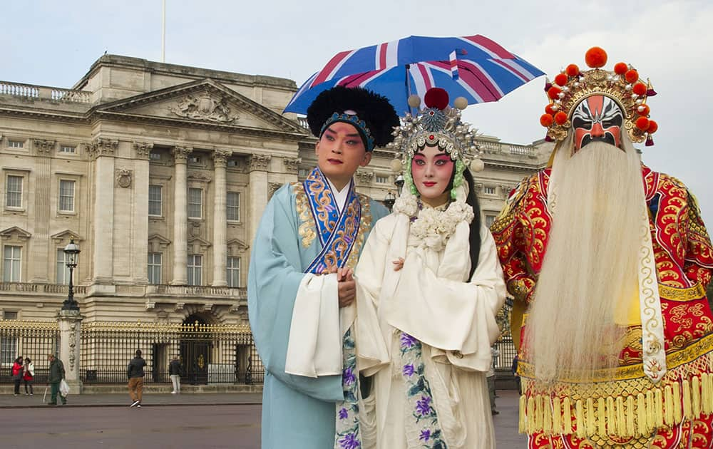 China National Peking Opera Company Visit London
