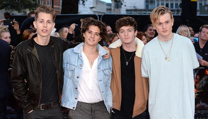 Shah Rukh Khan is our favourite, says British pop rock band 'The Vamps'