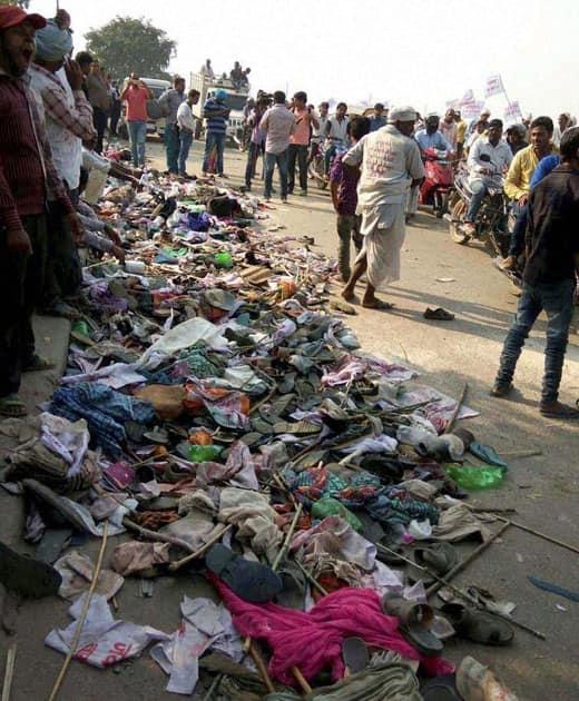 Stampede during Baba Jai Gurudev's sabha in Varanasi