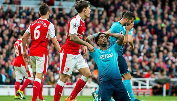 EPL Gameweek 8, Saturday Report: Manchester City and Tottenham stumble as Arsenal advance