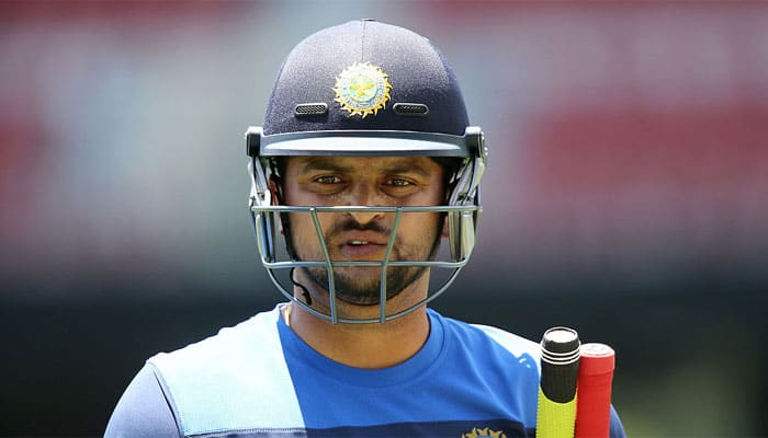 India vs New Zealand: Suresh Raina hits the nets but deemed unfit for 2nd ODI