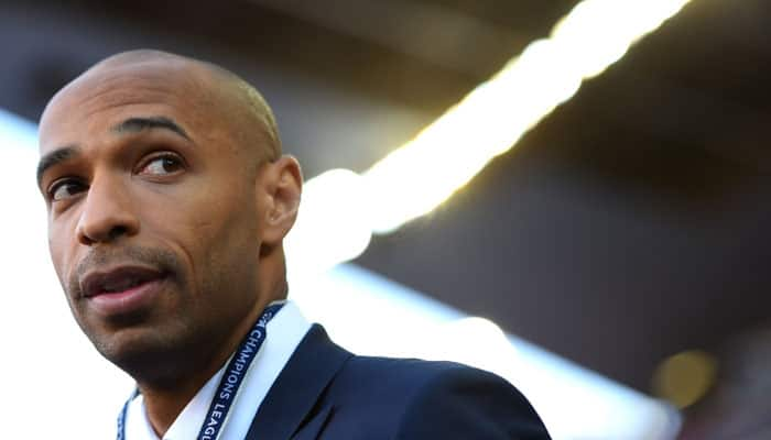 Thierry Henry to grace Atletico de Kolkata's home Game against Mumbai City on October 25