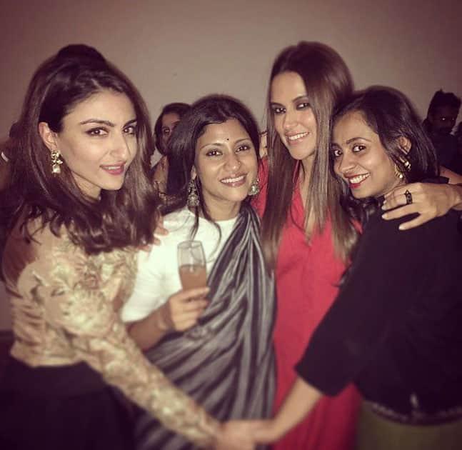 Celebrating the brilliant directorial debut- Soha Ali Khan