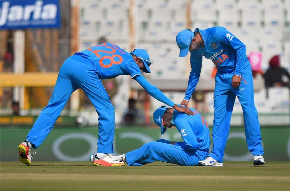 Ind vs NZ ODI in Mohali