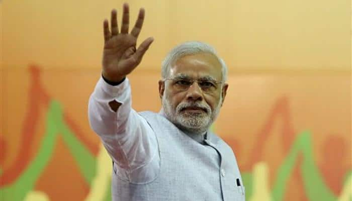 No one has right to snatch away land of tribals, says PM Narendra Modi