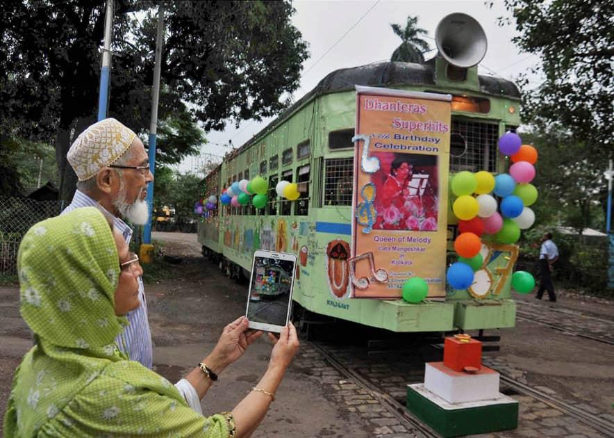 Lata Mangeshkar birthday celebrations