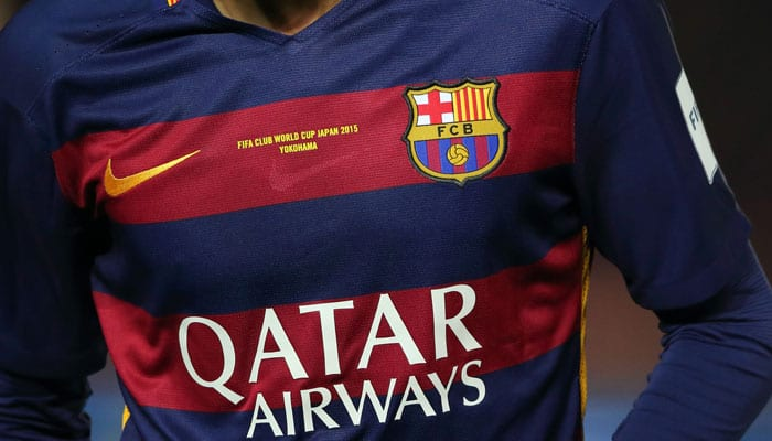 brand new b0ace efbf6 FC Barcelona strike new kit sponsorship deal with Nike; will ...