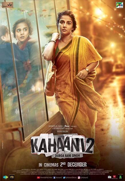 #Kahaani2 brand new poster... - Twitter@taran_adarsh