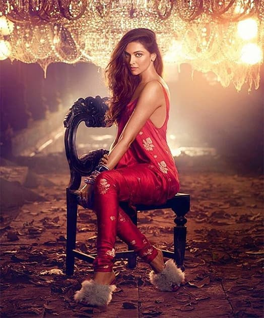 Deepika Padukone looks exquisite in latest Vogue photoshoot
