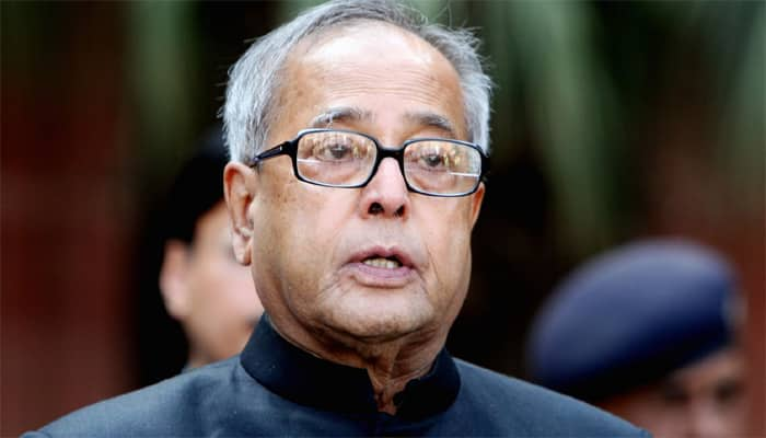 President Pranab Mukherjee welcomes demonetisation of Rs 1,000 and Rs 500 notes