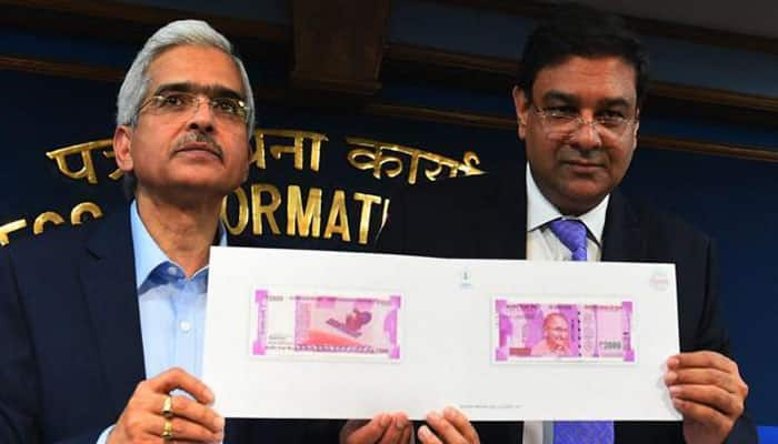 RBI unveils new Rs 500, Rs 2000 notes as PM Modi scraps old Rs 500, Rs 1000 notes