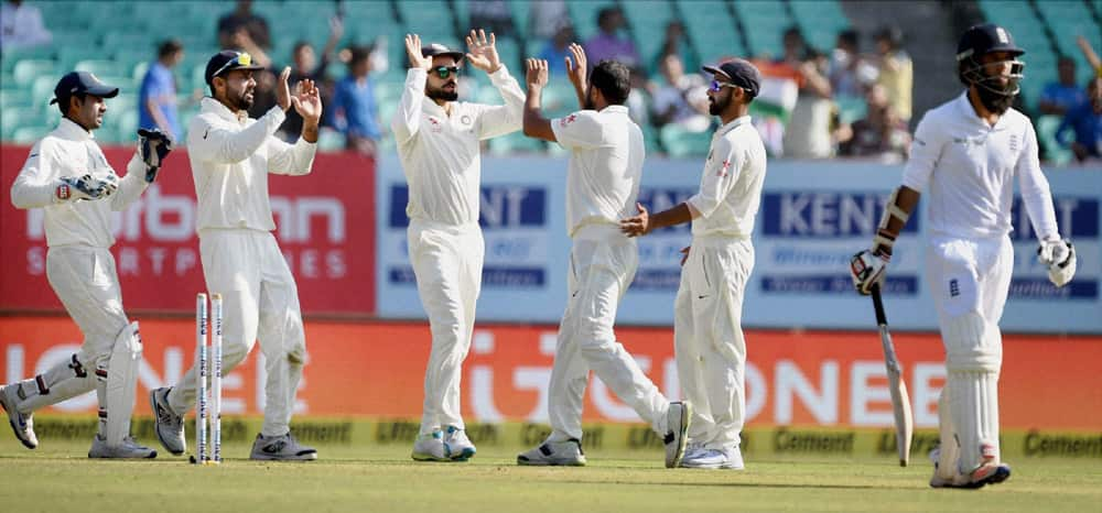 Ind vs Eng, First Test