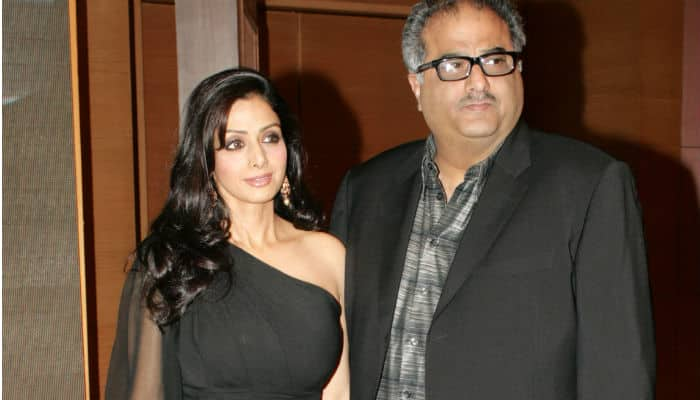 Sridevi wishes her 'Strength' on his 61st birthday