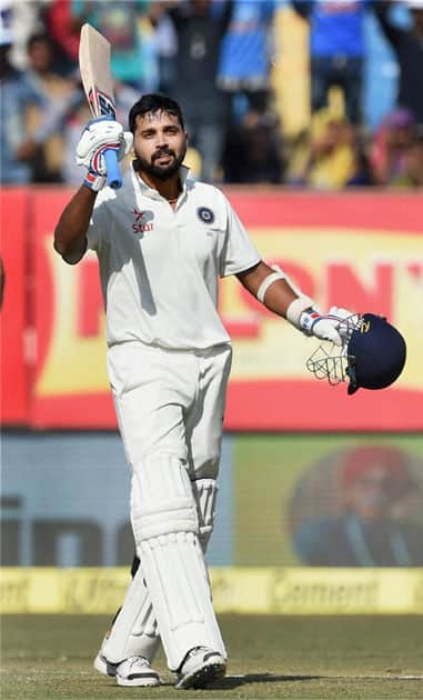 Ind vs Eng, First Test, Day 3