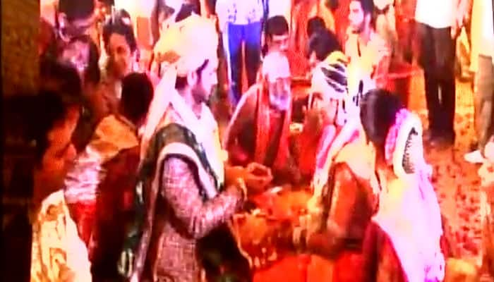 Gali Janardhan Reddy's daughter's 500 crore wedding pics out — Check