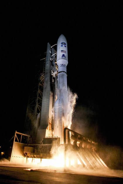 United Launch Alliance shows a United Launch Alliance (ULA)