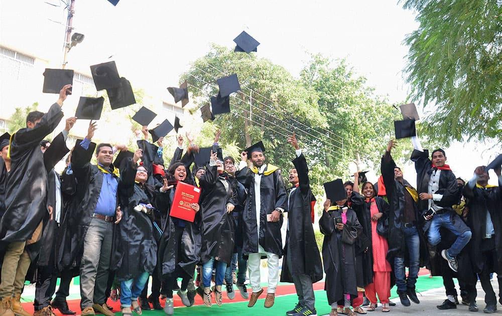 Convocation programme of IFTM University