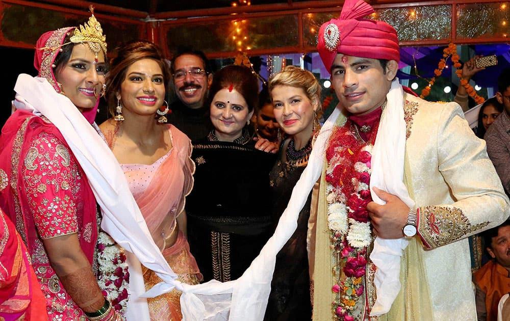 Geeta Phogat's wedding