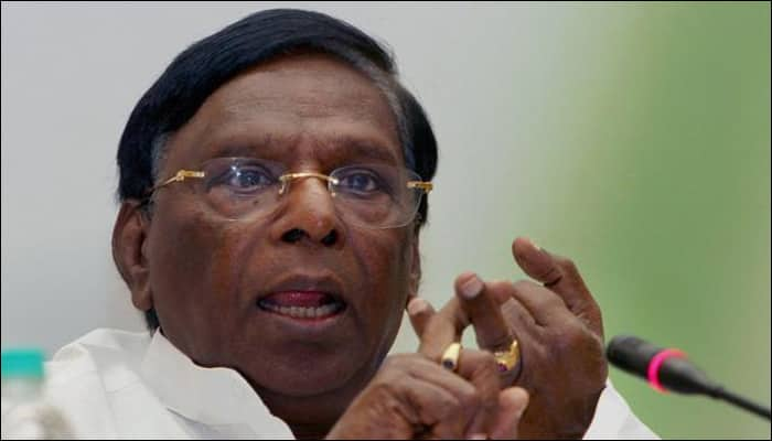 Puducherry CM Narayanasamy wins election