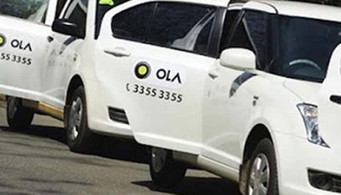 Ola launches world's first connected car platform for ride-sharing