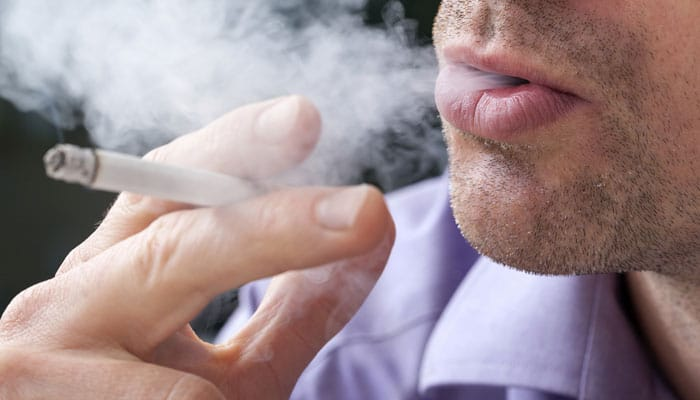 Heavy smokers with diabetes at increased risk of facing early death, says study