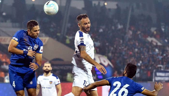 Mumbai City confirm semi-final berth with 2-0 victory over Chennaiyin FC