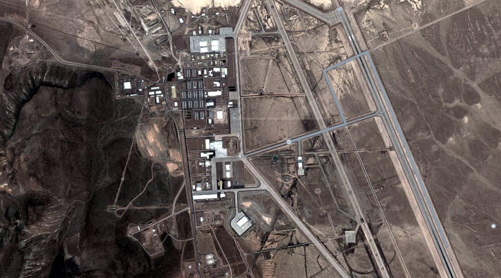 Area 51 Nveda, USA