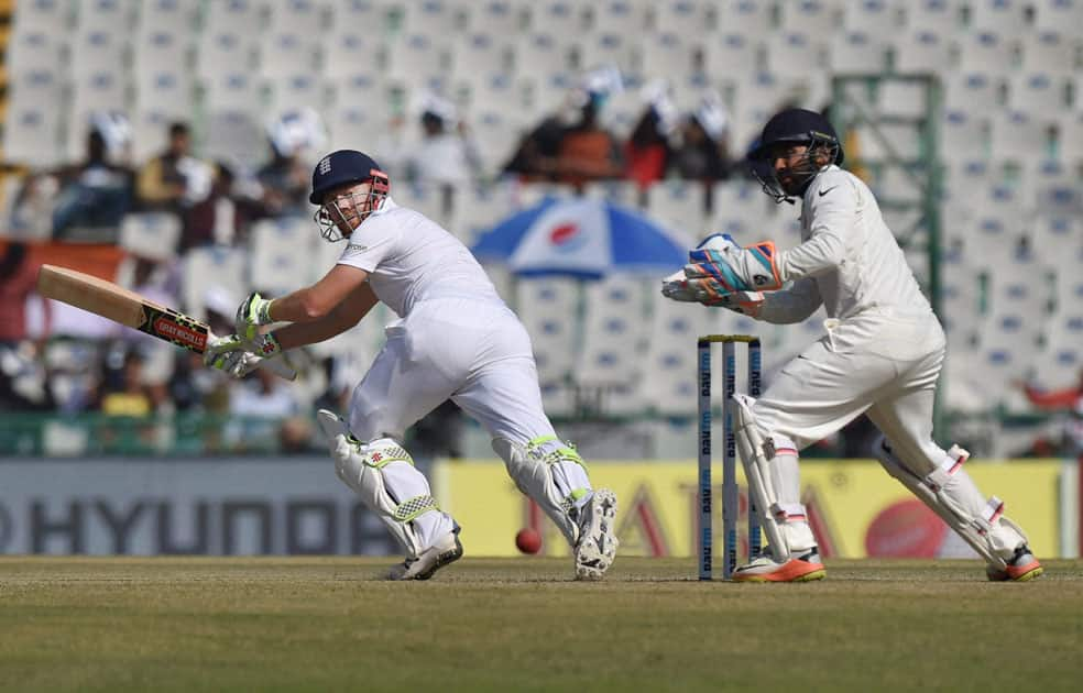 Ind vs Eng, 3rd Test, Day 1