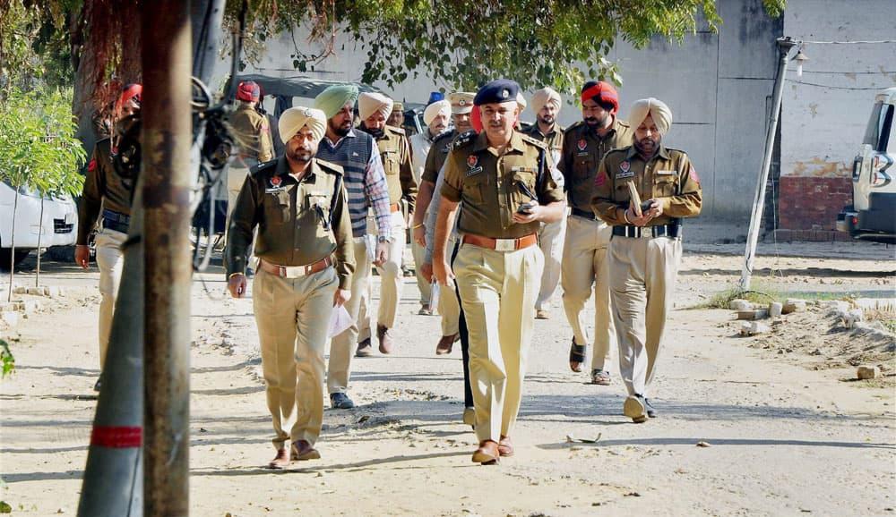 Six terrorists escape from Nabha
