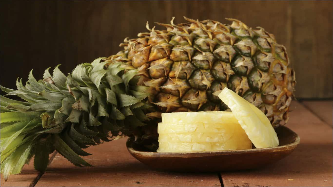 Top five health benefits of pineapple!