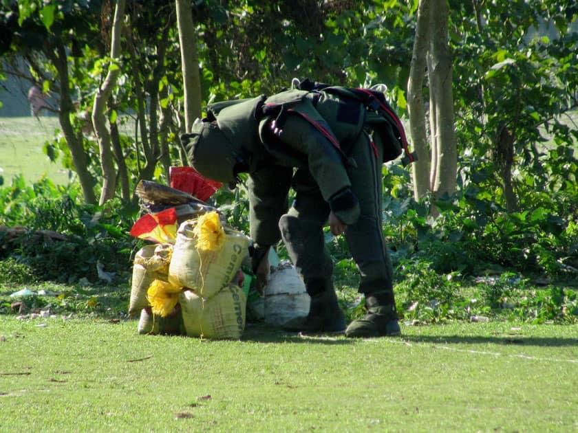 Bomb found in Alipurduar
