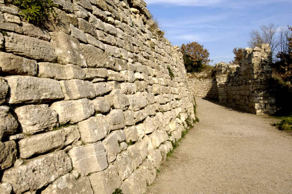 Walls of Troy