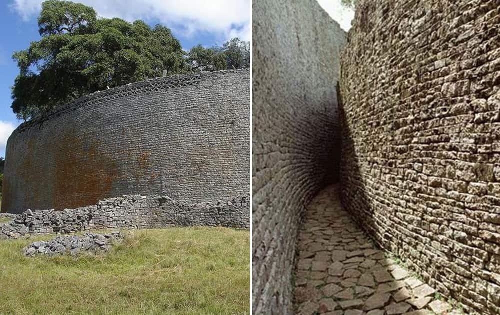 reat Zimbabwe Walls