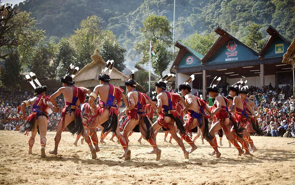 Annual Hornbill Festival