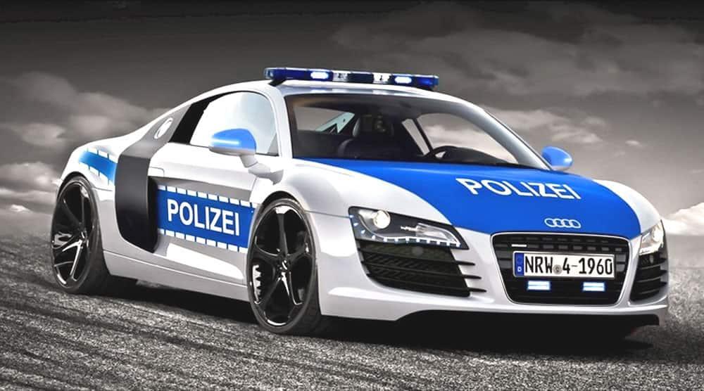 Audi R8 GTR (Germany)