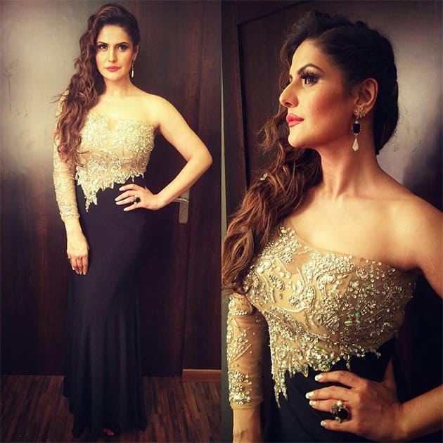Instagram/zareenkhan