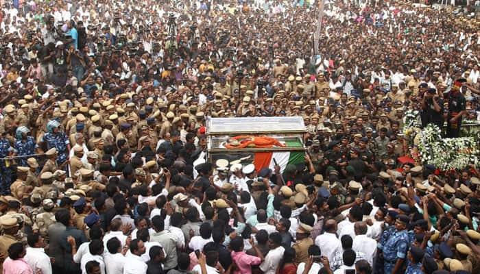 Jayalalithaa death: Telugu stars mourn Amma's loss!