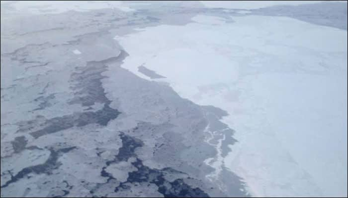 Climate change: Total loss of sea ice this year bigger than the entire area of India!