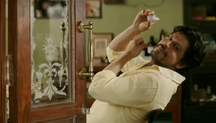 Shah Rukh Khan's 'Raees' trailer creates history!